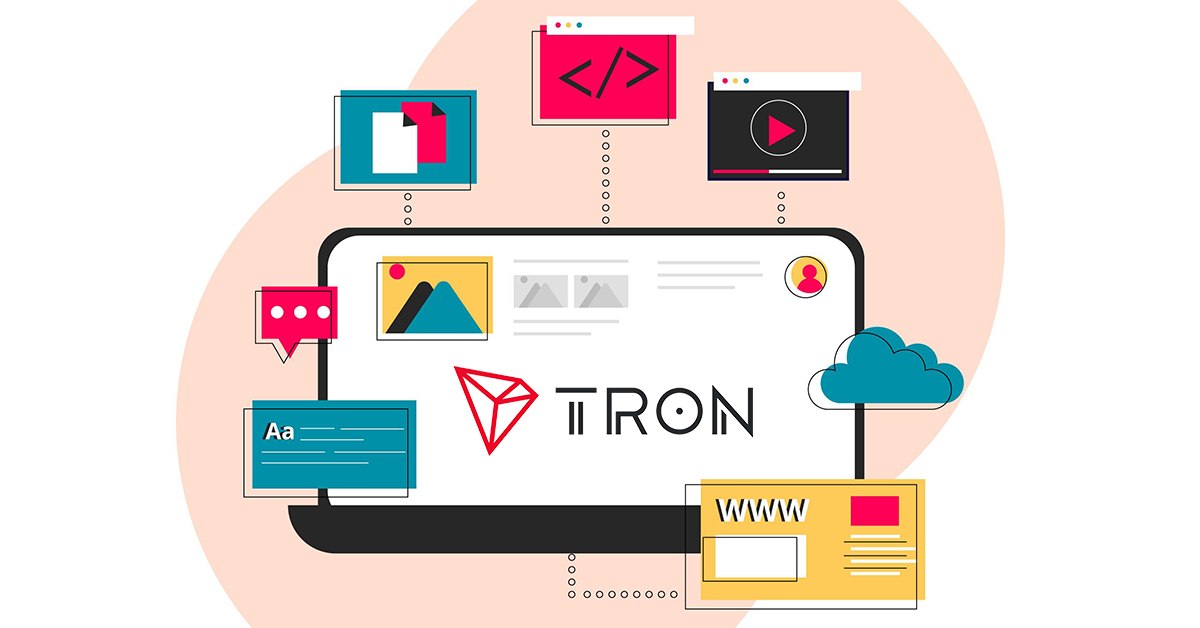 Tron Smart Contract Software